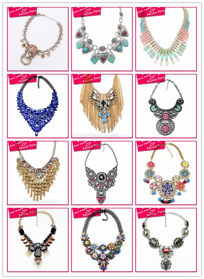 Handmade Jewelry Trends 2016 Long Beaded Clear Crystal ...