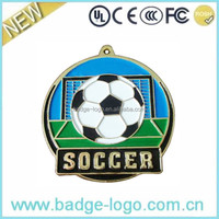 Soccer Souvenir Sport Medals Made By