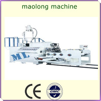 reliable reputation double/single layer stretch pe poly films making machine