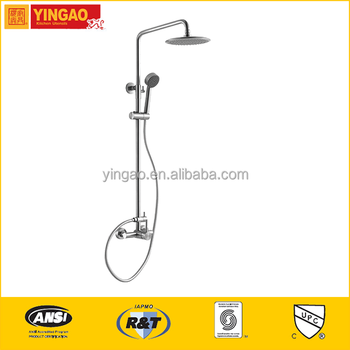 LY01S stainless steel shower head