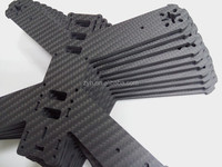 China Carbon fiber frame cnc parts ,cnc helicopter , cnc 250 quad copter 300