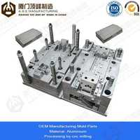 Xiamen A.S.E OEM Manufacturing Mold Parts for photo forme