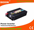 Intelligent 1000w solar inverter with battery charger