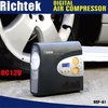 Best/HOT! windek digital gauge/ 12v car air compressor air pump(RCP-A1) with auto-stop function