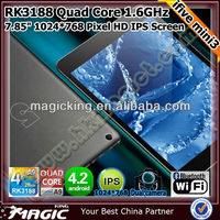 7.85 inch mid tablet pc p1000