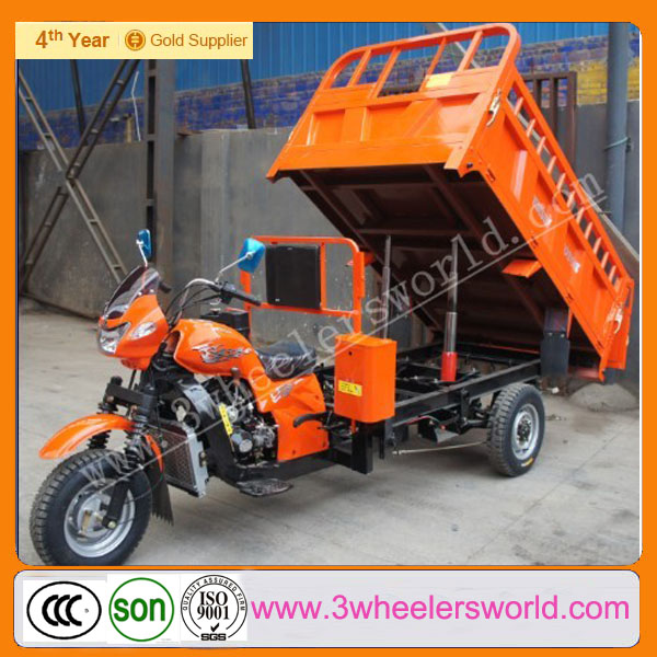 Chongqing Manufacture 2013 New Style Motorized Three Wheel motorcycle automatic for Sale