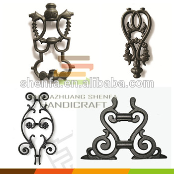 cast iron prices per kg, decorative metal casting