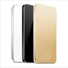 Security Protectional Promotional Ultra Thin Power Bank 4000mAh for Mobile Phone