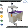 free shipping competitive price Germany IPG 30W laser source SCANLAB galvo mirror fiber laser marking machine