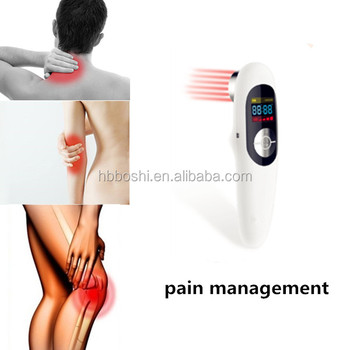 Body Joint Pain Relief Low Laser Therapy Machine