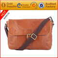 Factory Wholesale Vintage Leather Weekend Bags for Man