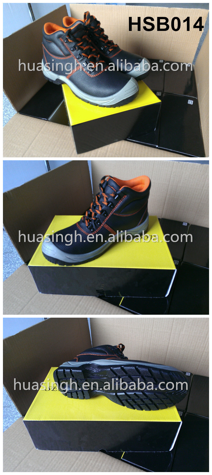 durable quality approved widely used work time safety boots S3 standard