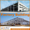 Prefab hot galvanized high quality steel building