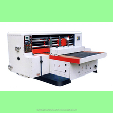 TB Series Automatic rotary die cutting corrugated cardboard making machine