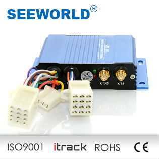 Backup Battery MTK Chipset Easy Online ACC Detect For Auto GPS Tracker With CCTV Camera S208