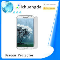 9H tempered glass screen guard for samsung note3 screen guard