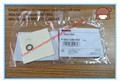 (FAKE A PENALTY TEN) ORIGINAL AND NEW BOSCH Genuine common rail injector seal kit F00VC99002