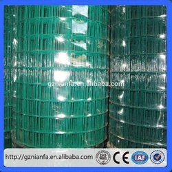 Low-Carbon Iron Wire Material pvc coated welded wire mesh(Guangzhou Factory)