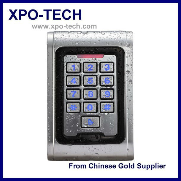 Security Door Access Control Keypad