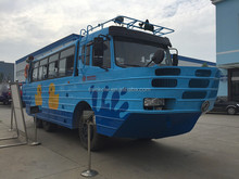 cheap china hot sale amphibious vehicle amphibious bus