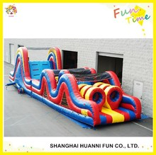 New product innovative Inflatable Obstacle Course