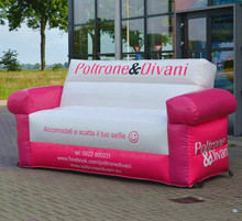 giant inflatable Sofa for commercial advertising
