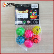 3.2cm kids toy rubber ball mini bouncing ball