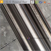 Top quality aisi SUS 431 S29 stainless steel round bar and rod 6-200mm
