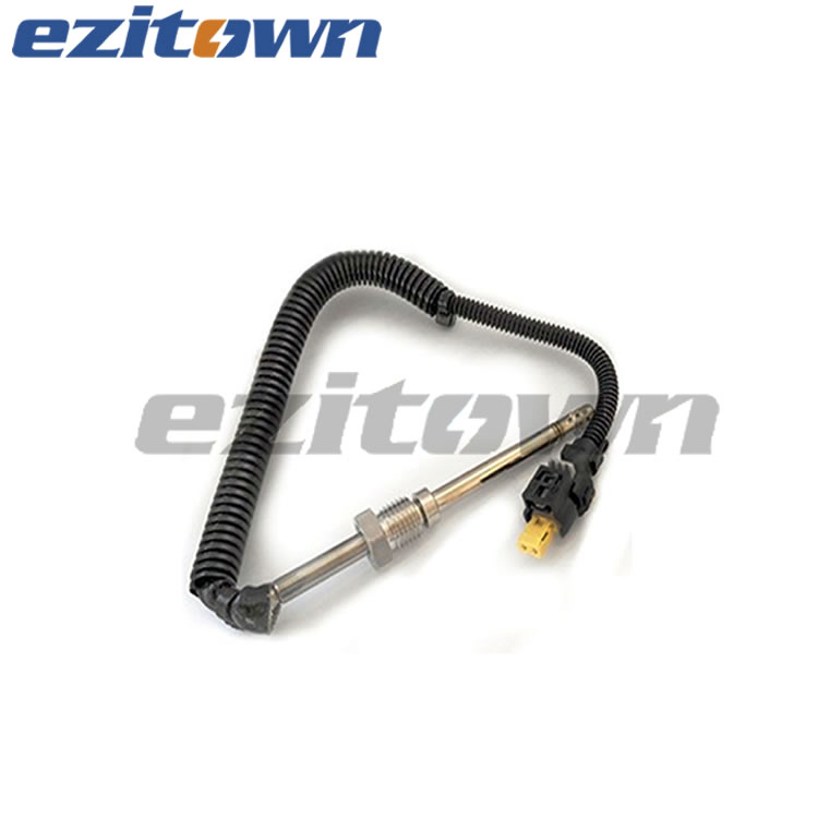 EZT-60122 ezitown auto parts OE 008 153 35 28 exhaust gas temperature sensor,2P Length=290/450mm for <strong>MERCEDES</strong>-BENZ <strong>W164</strong> W251