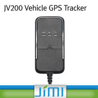 Anti-Theft Automobile Tracker Device,Vehicle and Motorcycle Tracker/Receiver JV200 Speed Alarm