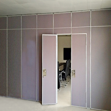 Commercial Furniture Used Movable Operable Mdf Office Partition Material