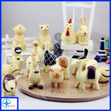 small zoo animal toys figurines for kids