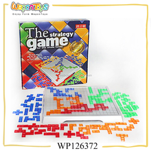 intelligent the strategy game plastic tangram puzzle game for children