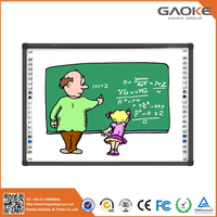 USB cable frame board classroom multi touch infrared smart board