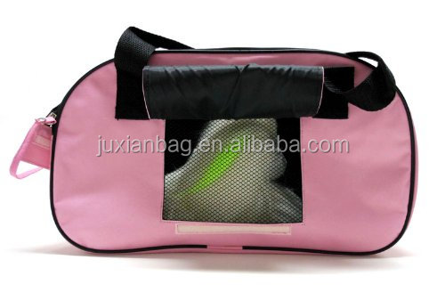 Soft Pets Carrier Bag- Portable Pet Tote Kennel for Pet Dog or Cat