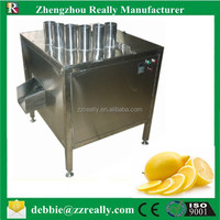 Lemon cutter/lemon cutting machine/lemon slicing machine