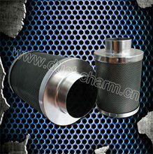 6 Inch 150mm Active Carbon Filter Inline Duct Fan Ventilation Kit