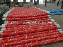 Made in China steel reinforced sany 85 bar used concrete pump rubber hose