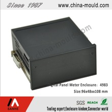 machined waterproof aluminium box