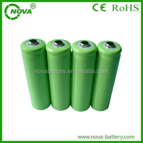 nimh 4/3a 4000mah 1.2v rechargeable battery
