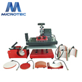 Manual,Swing Away,Multifunctional Heat Press Machine- DCH-800 ,CE approved