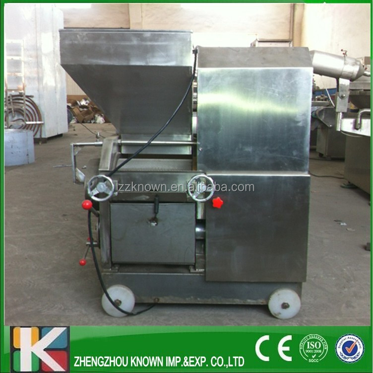 fish meat bone removing machine / shrimp peeling machine for sale