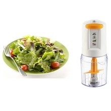 Hot sell Electric mini quick chopper, Fruit chopper, Vegetable Bean chopper