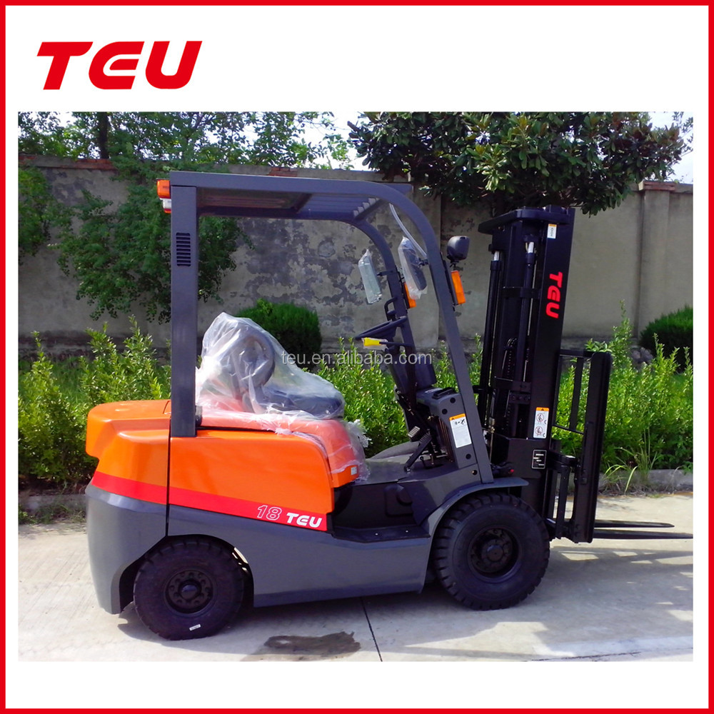 1.8ton fork lift truck for sale