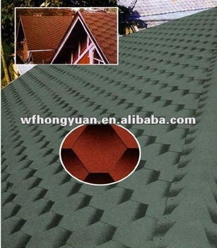 colorfull asphalt shingles for 50 years