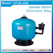 19 years manufacturer fiberglass pool sand filter for drip irrigation system