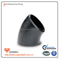 well-knit steel trANSItion pipe fitting