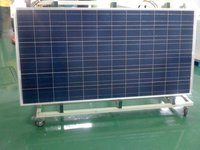 PV panel 300W poly, price per watt solar plate, perfect for off-grid and on-grid solar power system with TUV, ISO, CE, UL