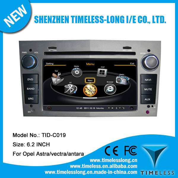 Car Audio FOR OPEL VIVARO 2006-2010 with built-in GPS A8 chipset RDS BT 3G/Wifi DSP Radio 20 dics momery(TID-C019)
