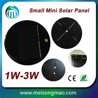 high quality poly solar panel mini solar panel solar modules 5W